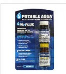 Potable Aqua PA Plus Iodine Water Purification Tablets